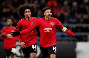Manchester United : quatre clubs anglais sur les traces de Jesse Lingard