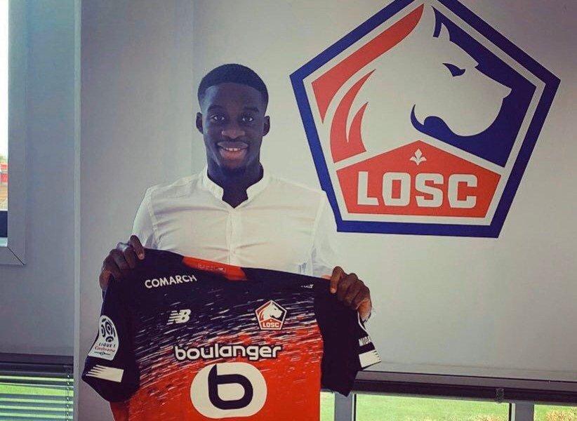 Officiel : Joé Kobo signe pro au LOSC
