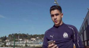 OM : le prometteur Jorès Rahou a des touches
