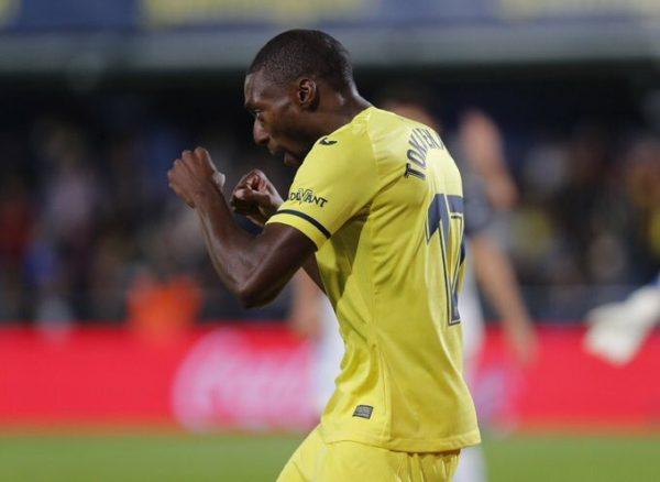 Lyon recalé pour Karl Toko-Ekambi