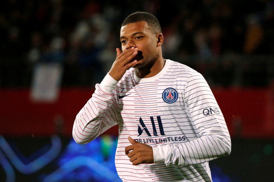 Liverpool ne pourra pas recruter Kylian Mbappé