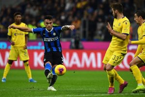 Inter Milan : une réunion est prévue avec les représentants de Lautaro Martinez