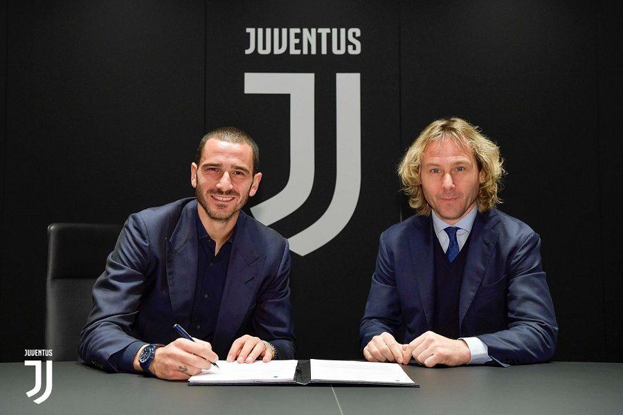 Officiel : Leonardo Bonucci prolonge son contrat