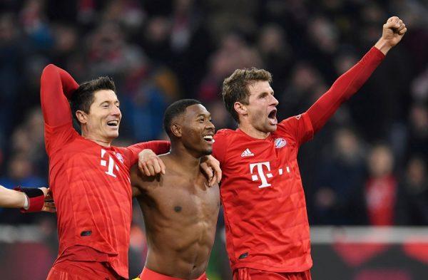 Mercato – Chelsea : 70M€ pour un taulier du Bayern Munich ?