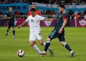 Naples prépare son offre pour Lucas Torreira