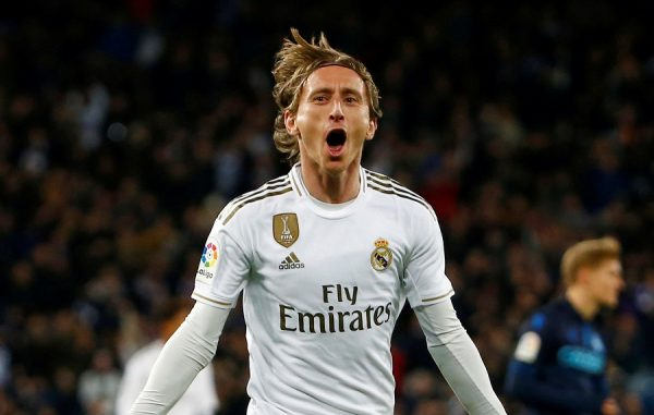 Real Madrid : un club se positionne pour Luka Modric