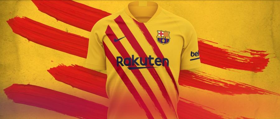 FC Barcelone : le quatrième maillot 2019/2020 dévoilé