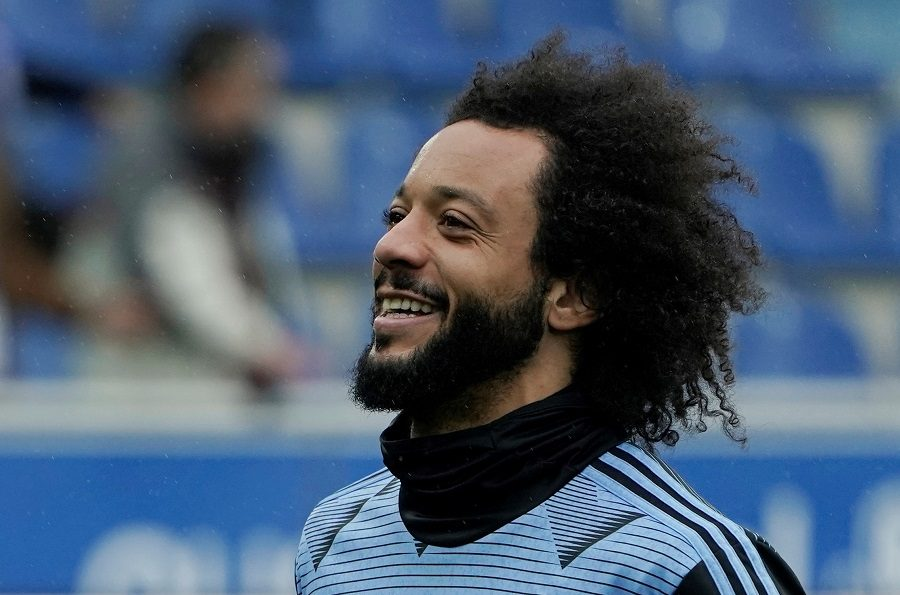 Real Madrid : Marcelo a deux pistes