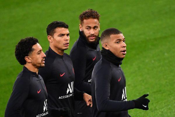 Officiel : Mbappé présent mais Thiago Silva absent contre Dortmund