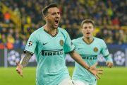 Inter Milan : deux pistes anglaises pour Matias Vecino