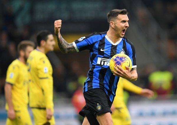 Inter Milan :  Matias Vecino intéresse des clubs anglais