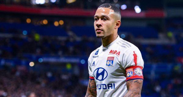 Mercato – OL : un cador de la Premier League se penche sur Memphis Depay