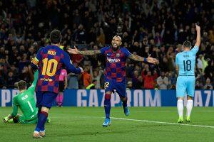 Le FC Barcelone fixe le prix d'Arturo Vidal