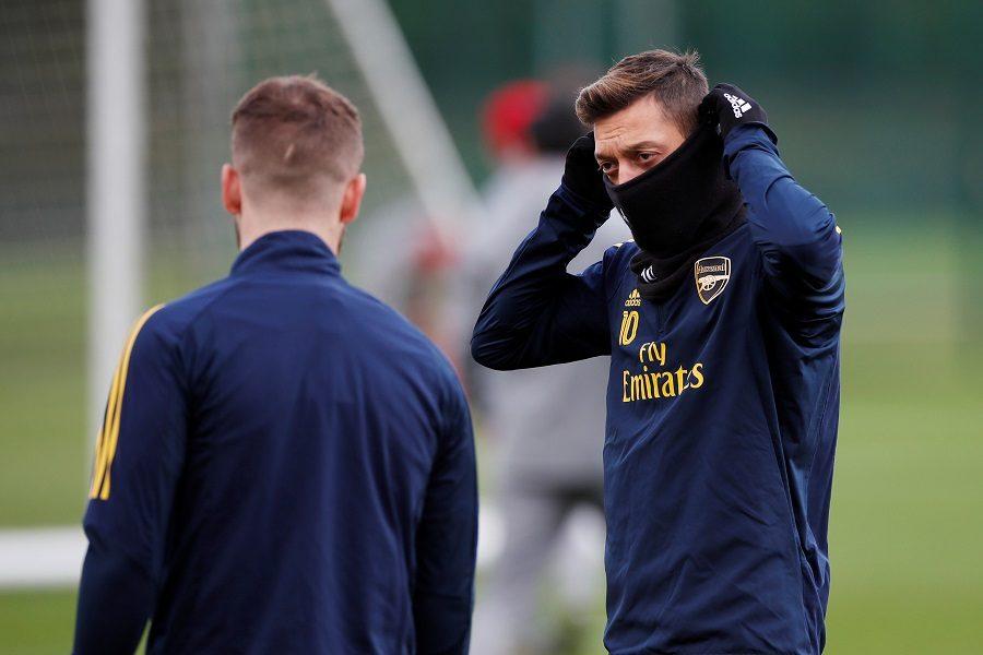 Arsenal : trois noms possibles pour remplacer Mesüt Özil
