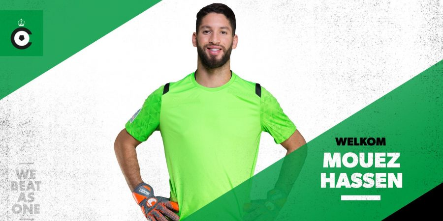 Officiel : Mouez Hassen rejoint le Cercle Bruges