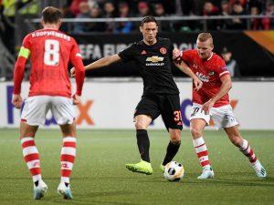 Manchester United pourrait prolonger Nemanja Matic