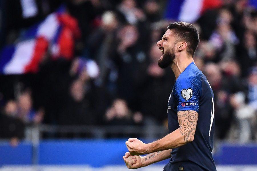Lazio Rome : l'offre pour Olivier Giroud confirmée