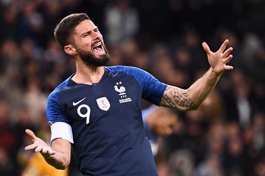 Chelsea : un prétendant d'Olivier Giroud s'active