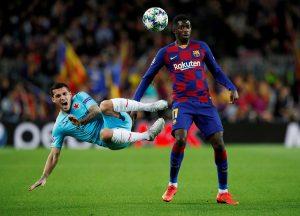 Mercato – FC Barcelone : deux touches anglaises pour Ousmane Dembélé