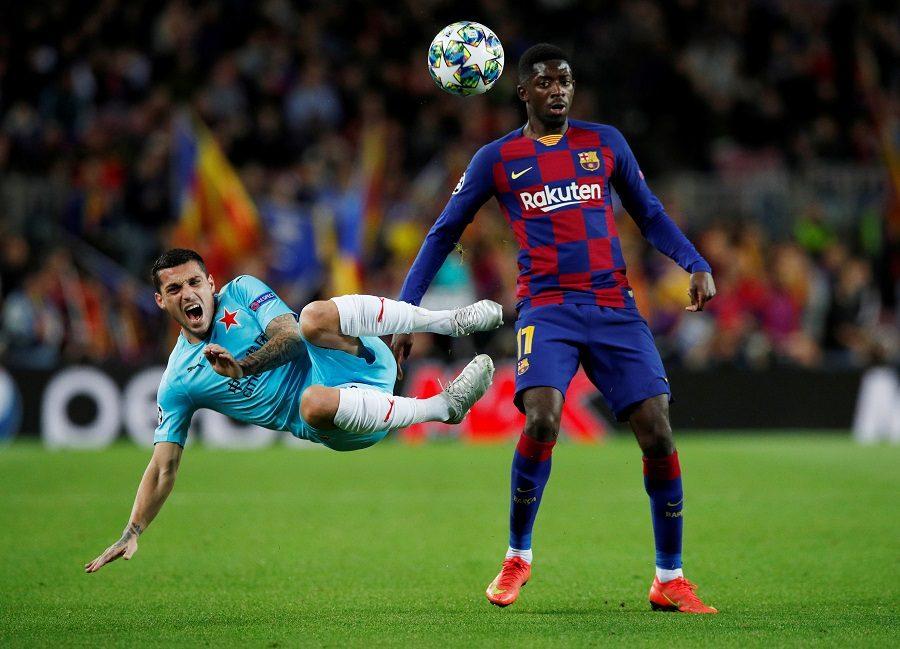 Le FC Barcelone aimerait vendre un Français