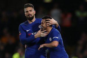 Chelsea : Olivier Giroud toujours ciblé en Italie