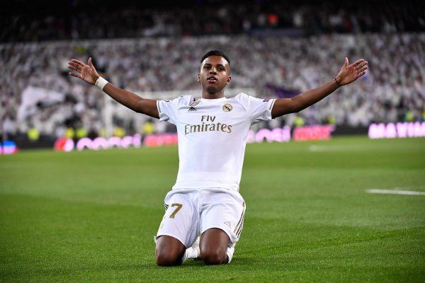 Real Madrid : la soirée de rêve de Rodrygo