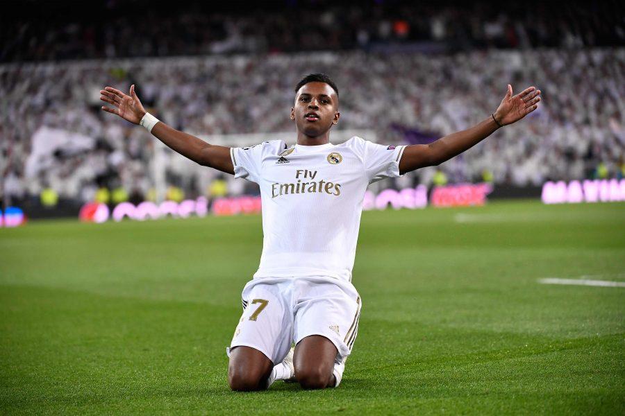 Ligue des Champions : Rodrygo élu joueur de la semaine