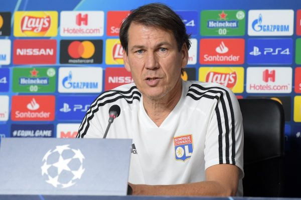 OL : Rudi Garcia interpelle son président