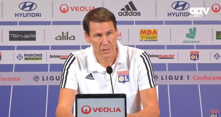 OL : Rudi Garcia compte toujours sur Bertrand Traoré