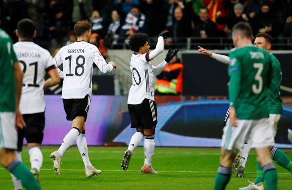 Allemagne : Serge Gnabry fait aussi bien que Gerd Müller !
