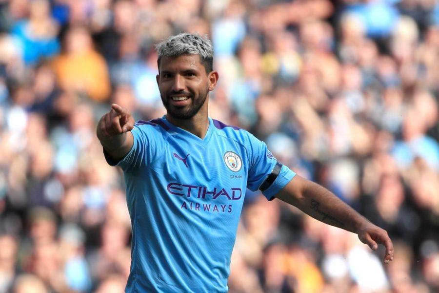 Man City : Sergio Agüero déclare sa flamme à son club et sa ville