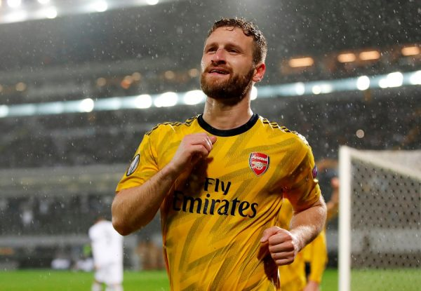 Arsenal : une offre de 10M€ à venir pour Shkodran Mustafi