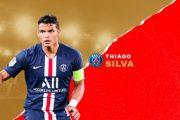 Ligue 1 : Thiago Silva élu joueur du mois d'octobre