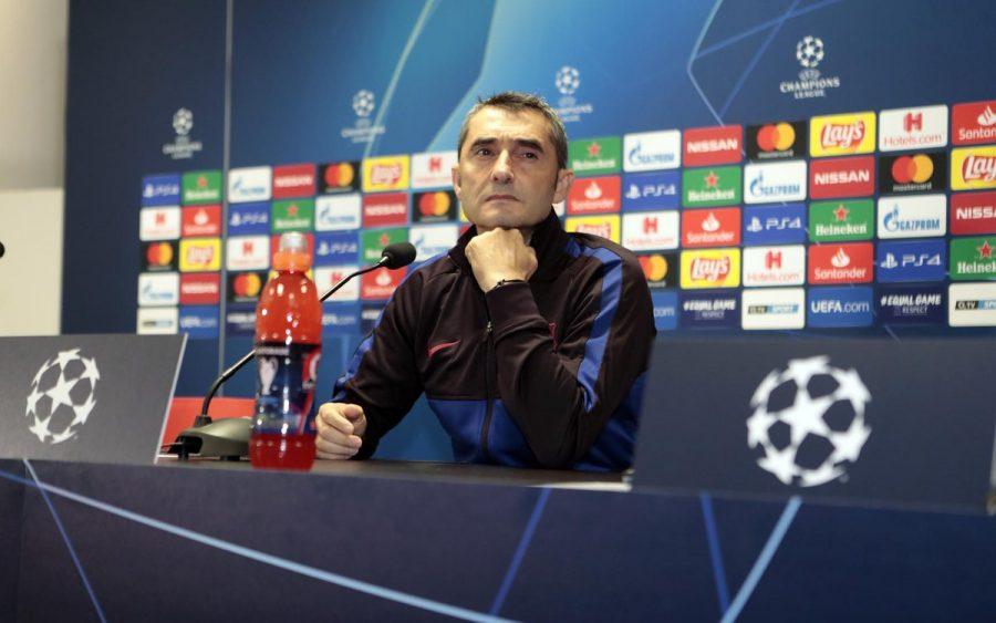 Ernesto Valverde fait un point sur son avenir