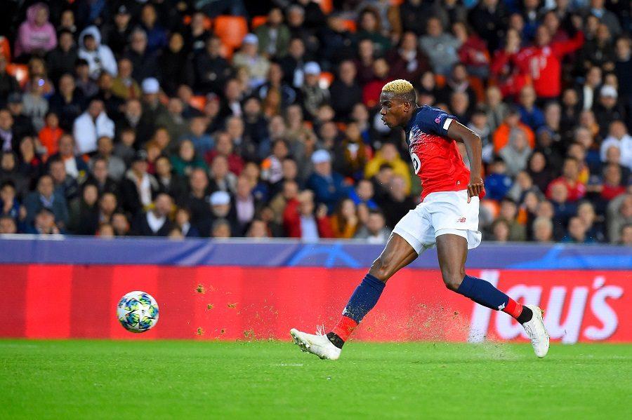 Lille : Victor Osimhen écarte un championnat