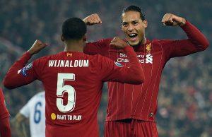 Liverpool : accord en vue avec Georgino Wijnaldum