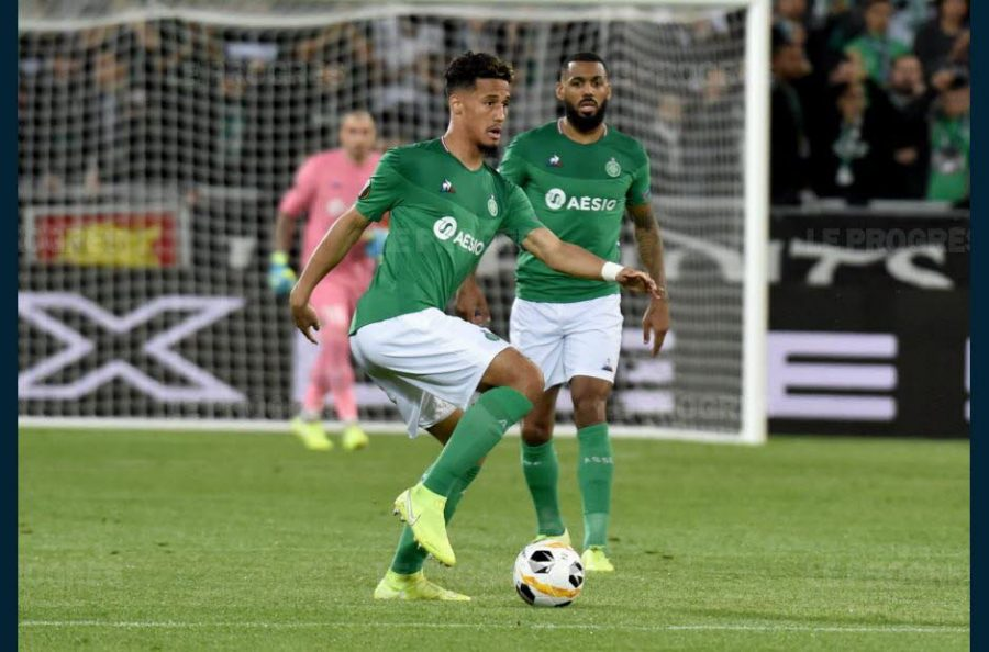 ASSE : nouvelle blessure pour William Saliba