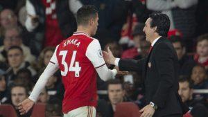 Arsenal : Granit Xhaka à la relance en Italie ?
