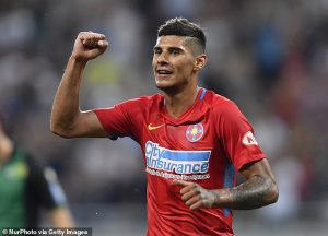 L'AS Roma cible un jeune talent roumain