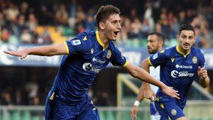 Lazio Rome : un intérêt pour Marash Kumbulla