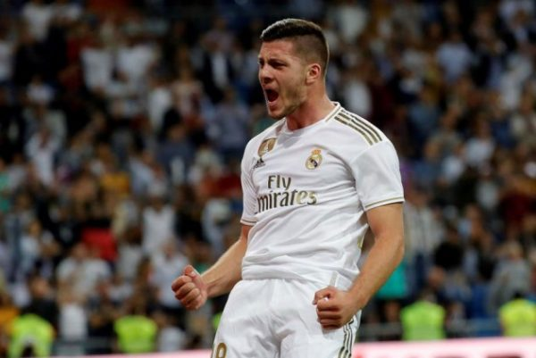 Real Madrid : le club rassure Luka Jovic