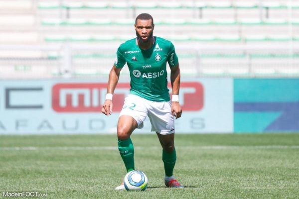 ASSE : direction l'Angleterre pour Harold Moukoudi ?