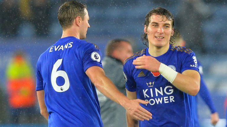 Man City piste deux joueurs de Leicester City