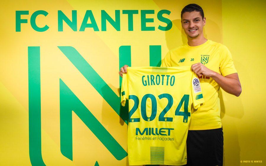 Officiel : Andrei Girotto prolonge au FC Nantes
