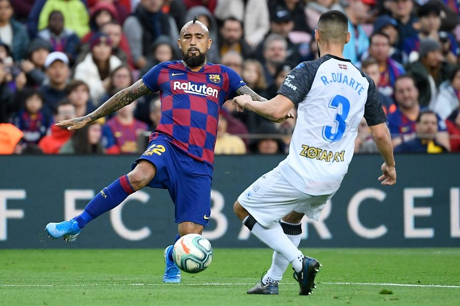 FC Barcelone : le dossier Arturo Vidal serait clôt !