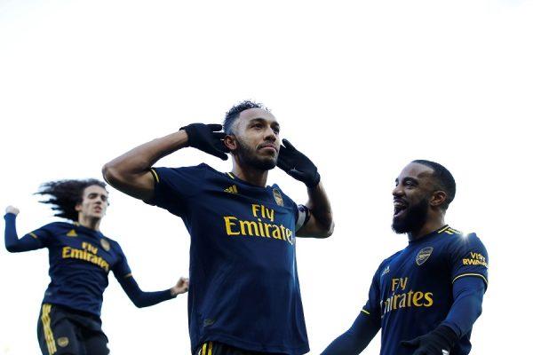 Arsenal : une touche en Italie pour Aubameyang