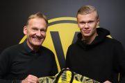 Dortmund : Mino Raiola a assuré les arrières d'Haaland