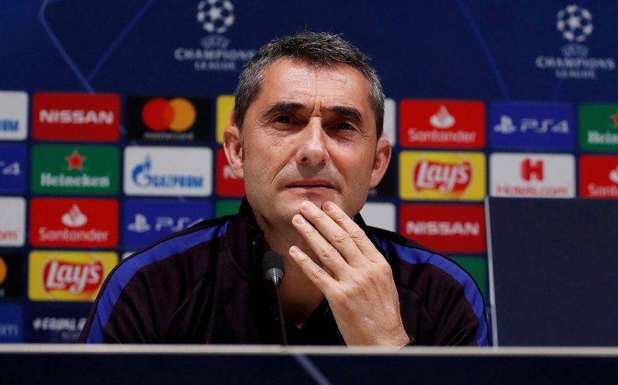 Officiel : Ernesto Valverde démis de ses fonctions au Barça