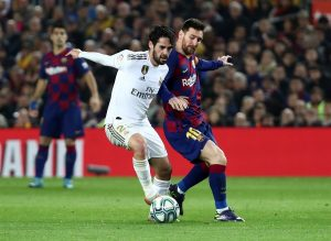 Real Madrid : Isco proposé à une formation anglaise