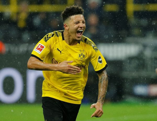 Dortmund réclame un joueur à Manchester United pour la vente de Jadon Sancho